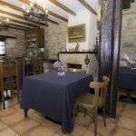 Comedor Alojamiento rural Casona Tresgrandas - Llanes / Asturias
