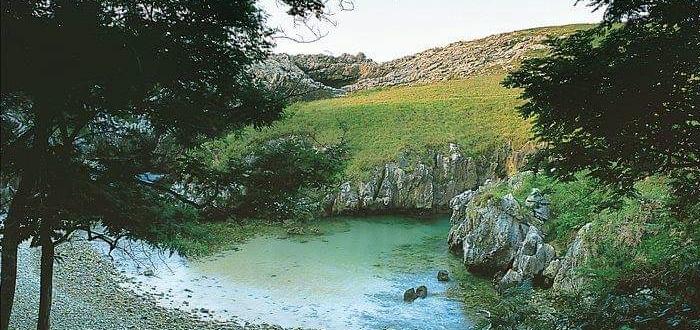 Playa Cobijeru en Buelna